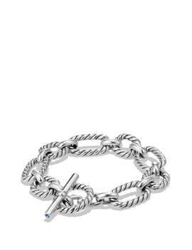 chain-cushion-link-bracelet-with-blue-sapphires by david-yurman