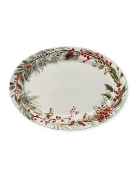woodland-berry-oval-platter by williams---sonoma
