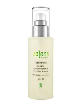 Body Defence Sunscreen Spf 30 by Zelens