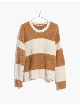 Teddy Striped Pullover Sweater by Madewell