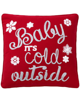 Baby Its Cold Red  18 by At Home