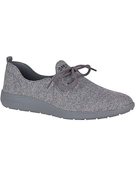 Women's Rio Aqua Wool Sneaker by Sperry