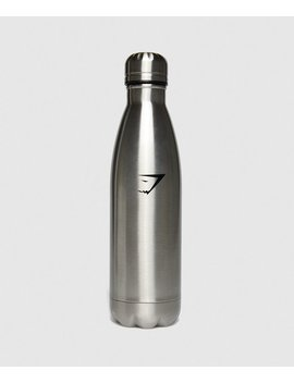 Metal Water Bottle by Gymshark