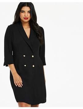 Blazer Dress by Fashion World