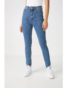 The High Rise Skinny Jean 3 by Cotton On