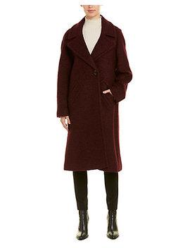 Rachel Roy Wool Blend Coat by Rachel Roy