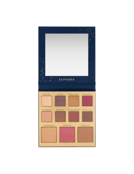 The Enchanting Colors   Eye & Face Palette (Limited Edition 2018) by Sephora Collection