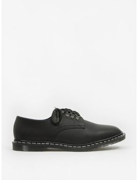 Dr. Martens X Nanamica Plymouth Officer Shoe   Black by Dr Martens