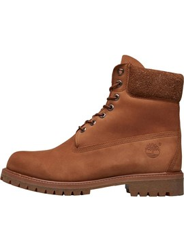 Timberland Mens 6 Inch Premium Boots Argan Oil by Timberland