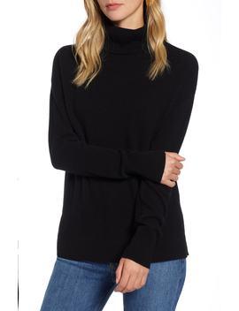 Cashmere Turtleneck Sweater by Halogen