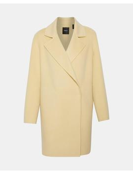 Wool Cashmere Boy Coat by Theory