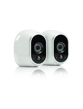 Netgear Vms3230 Arlo Security System With 2 Hd Cameras Resolution 1280 X 720 by Netgear