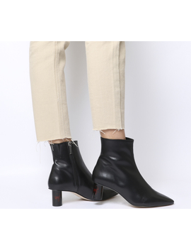 Afflict Cylindrical Heel Boots by Office