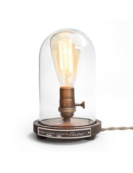 The Original Bell Jar Table Lamp by Southern Lights Electric