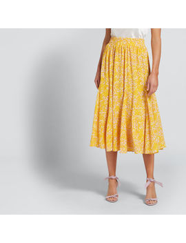 Full Floral Skirt by Seed Heritage