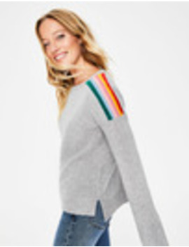 Celia Cashmere Jumper by Boden