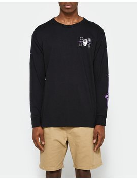 Wave Lengths Tee by Obey
