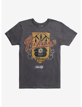Fallout 76 Pickaxe Pilsner T Shirt by Hot Topic