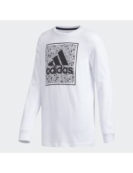 Ls Bos Doodle Tee by Adidas
