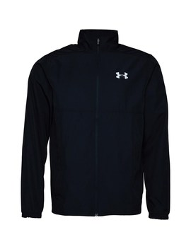 Under Armour Mens Storm Sportstyle Woven Full Zip Jacket Black by Under Armour