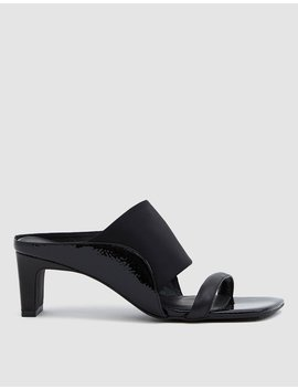 Coy Leather Heel by Intentionally Blank