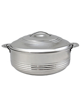 Stainless Steel Hot Pot   24cm by Asda