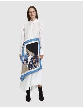 Patchwork Shirt Dress by 3.1 Phillip Lim