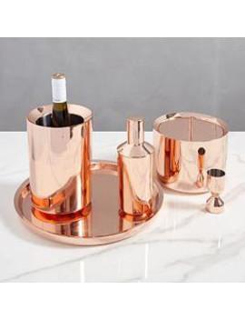 Chelsea Barware   Copper by West Elm