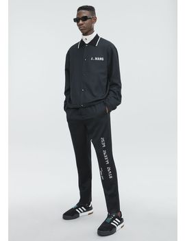 Credit Card Zip Up Jacket by Alexander Wang