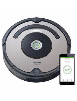 I Robot Roomba 677 Wi Fi Connected Vacuuming Robot by Costco