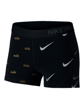 Nike Pro Women's Metallic Clash 3 In 1 Shorts by Sport Chek