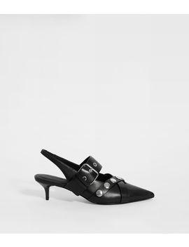 Nina Sling Back Shoe by Allsaints