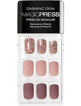 Online Only Magic Press Live Out Loud Press On Gel Nails by Dashing Diva