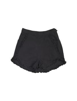 Floweret Shorts   Black by Ban.Do