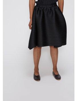 Stratum Bounce Skirt by Issey Miyake Pleats Please