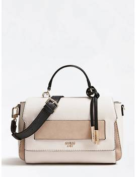 Moritz Bag With Contrasting Colours by Guess