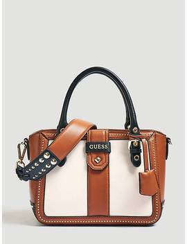 Color Block Bag by Guess