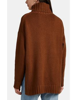 Brently Cashmere Turtleneck Sweater by Nili Lotan