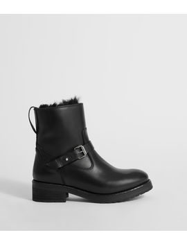 Thea Shearling Boot by Allsaints