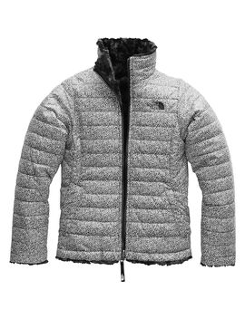 Mossbud Swirl Reversible Jacket   Girls' by The North Face