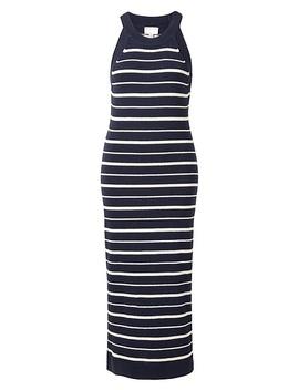 Striped Knit Dress by Witchery
