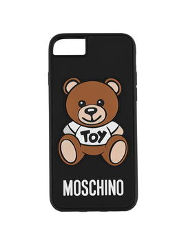 Iphone Teddy Case by Moschino