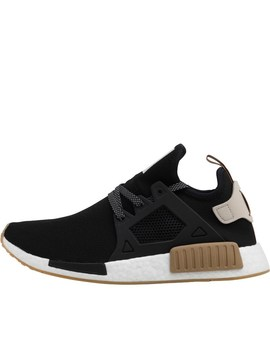 Adidas Originals Mens Nmd Xr1 Trainers Core Black/Clear Brown/Footwear White by Adidas Originals