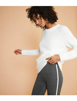 Lou &Amp; Grey Texturestitch Sweater by Loft