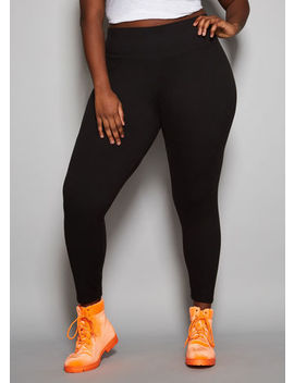 The Amanda Legging by Ashley Stewart