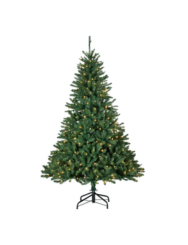 Trim A Home® 6' Pre Lit Boulder Mountain Pine Christmas Tree With 300 Clear Lights Trim A Home® 6' Pre Lit Boulder Mountain Pine Christmas Tree With 300 Clear Lights by Kmart