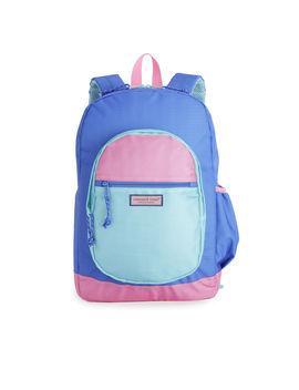 Girls Colorblock Backpack by Vineyard Vines