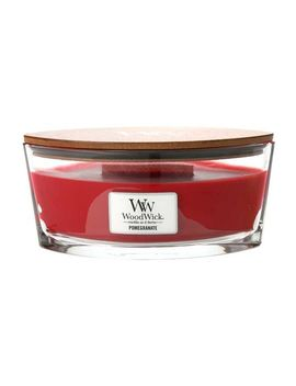 Wood Wick Hearthwick Candle Pomegranate by Wood Wick