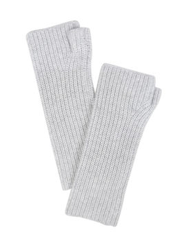 Cashmere Fingerless Gloves by Intermix