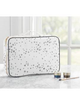 The Emily Meritt Starburst Ultimate Cosmetic Bag by Pottery Barn